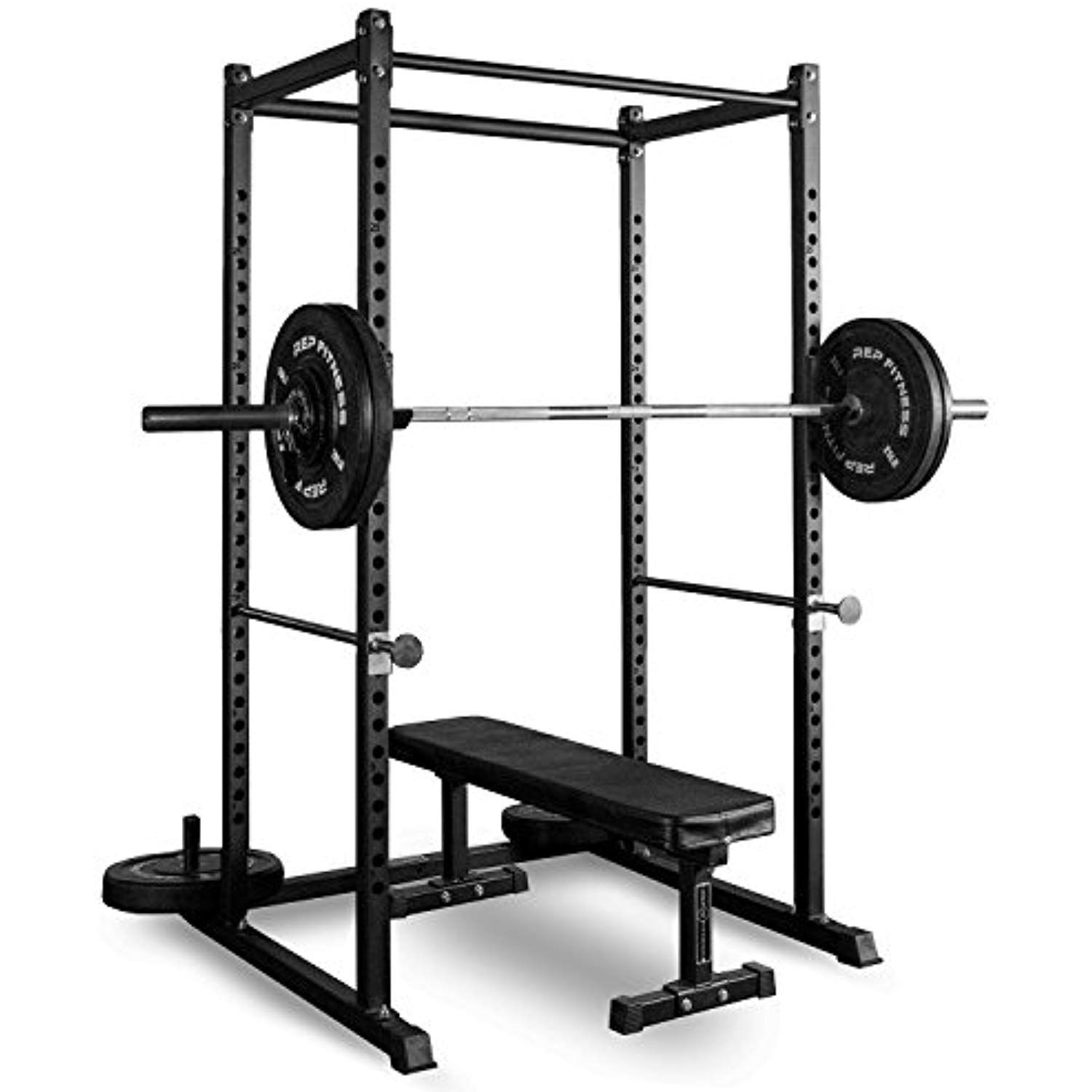 Rep HG3 Home Gym Package, with Rep PR1000 Power Rack