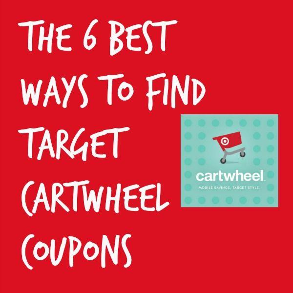 Target Cartwheel B words, Budgeting, Words
