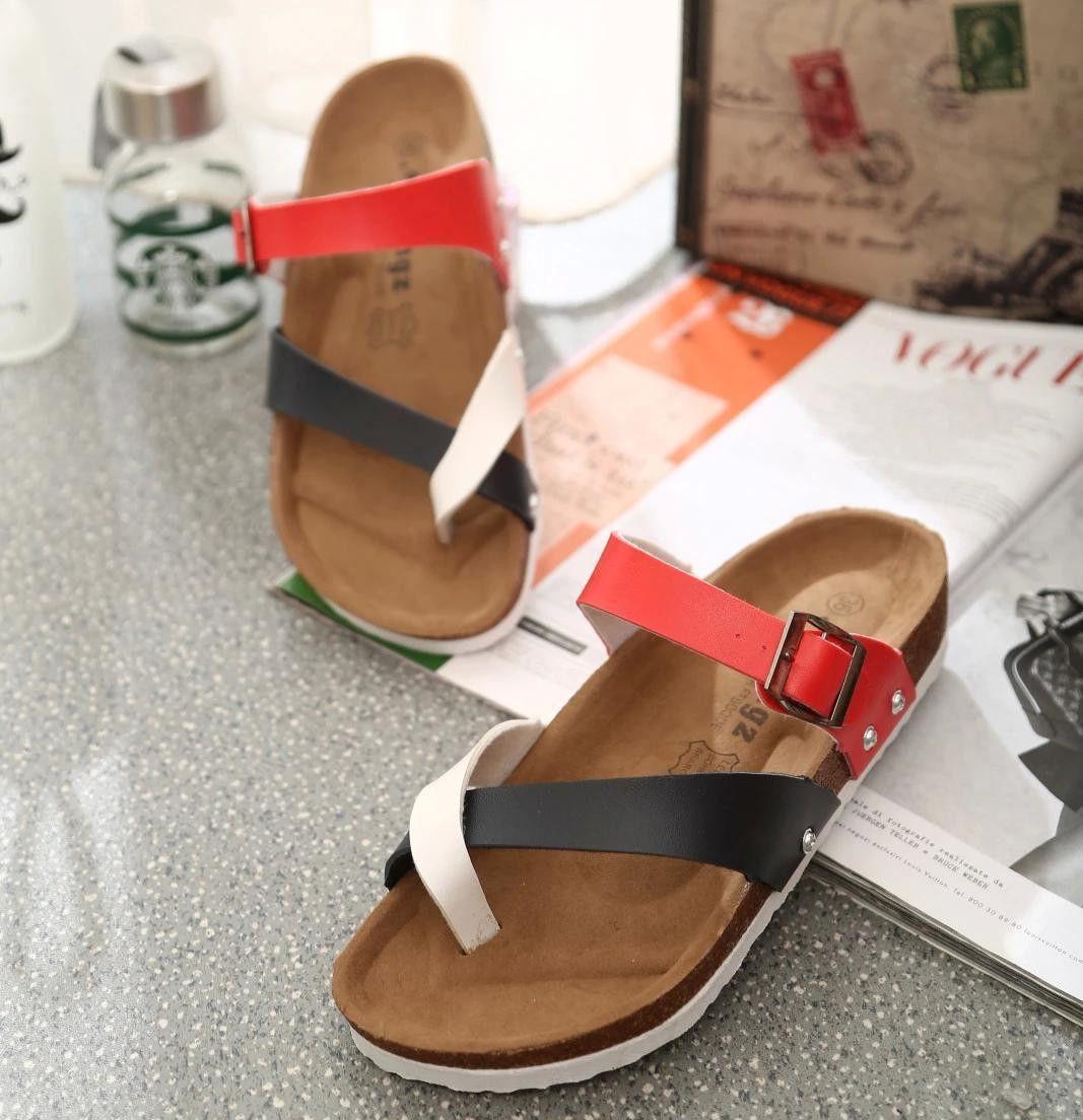 Toe Cork Sandals