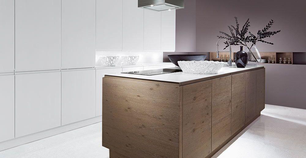 Schröder Küchen | Küche Angebote | Arte ML Bianco, Arte FA Loam