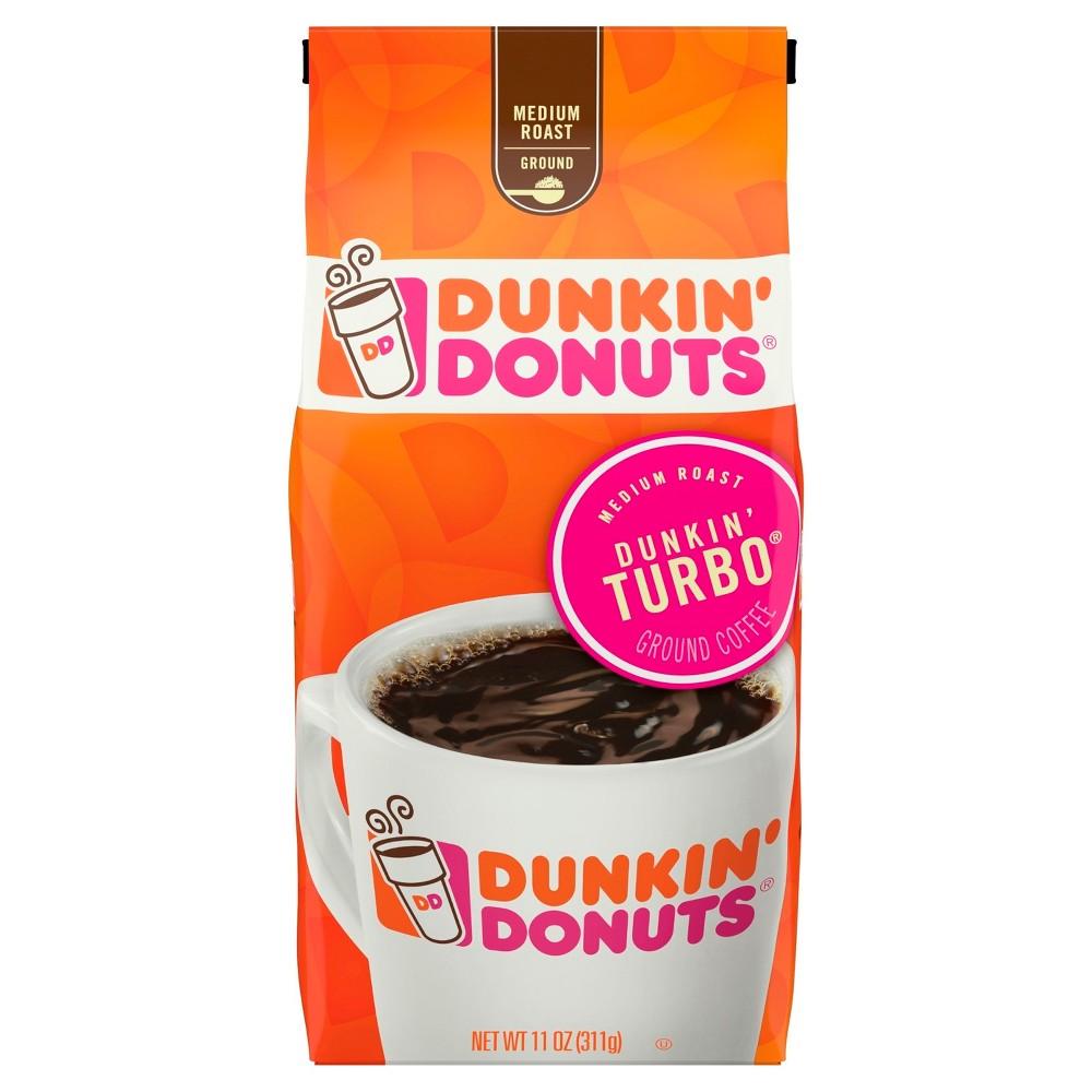 Dunkin' Donuts Turbo Medium Roast Coffee - 11oz, None ...