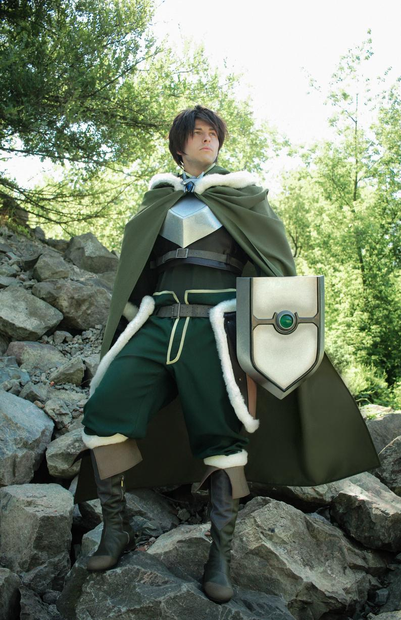 Anime cosplay, Anime costume, The Rising of the Shield