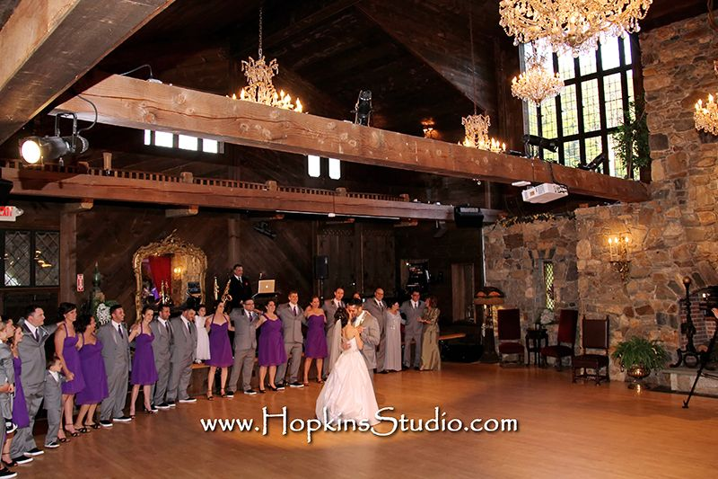 Sarah Danny S Blissful June Wedding At Bill Miller Castle By Hopkins Studio