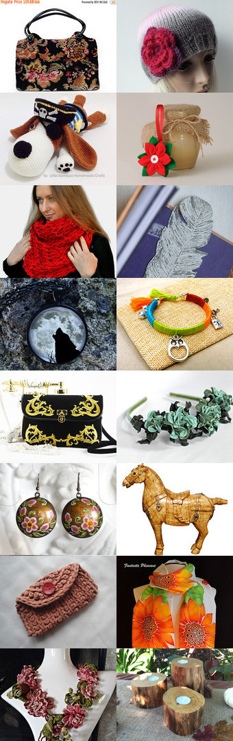 *91 by Ludmila on Etsy--Pinned with TreasuryPin.com