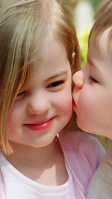 Many Collection Of Wallpapers For Mobile Phones And Download Kissing Wallpaper Baby Wallpaper Cute Kids Baby hd wallpapers mobile