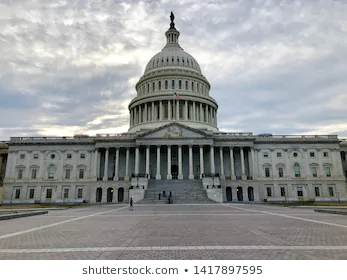 United States Capitol Building Washington Dc Stock Photo Edit Now 1417897595 Capitol Building Washington Dc United States Capitol Capitol Building