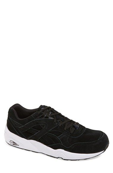 ee4e90139bf PUMA  R698 - Allover Suede  Sneaker (Men)