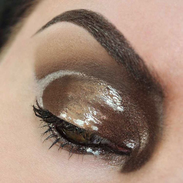 "tmpmakeup — Suuz Brouwer MUA on Instagram: ""Here's a closeup..."