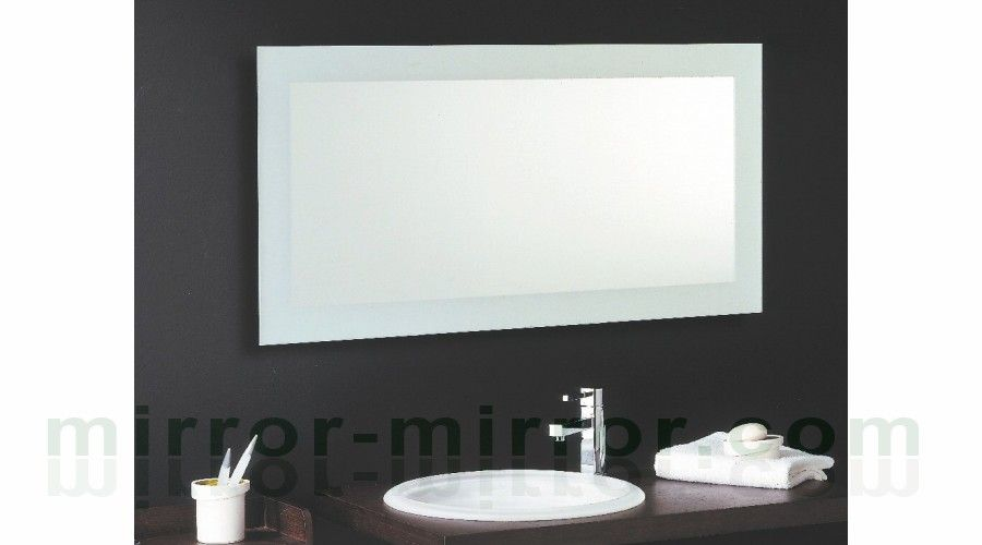 Bathroom Mirrors Rectangle
