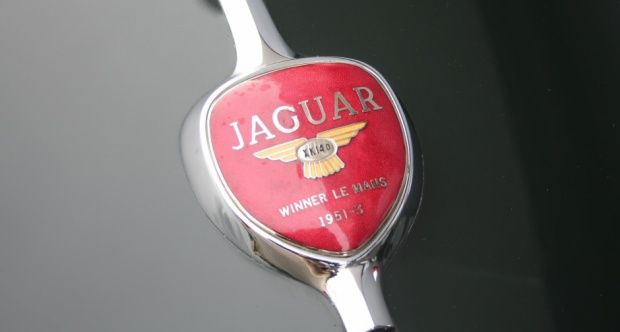 1956 Jaguar XK 140 - Roadster