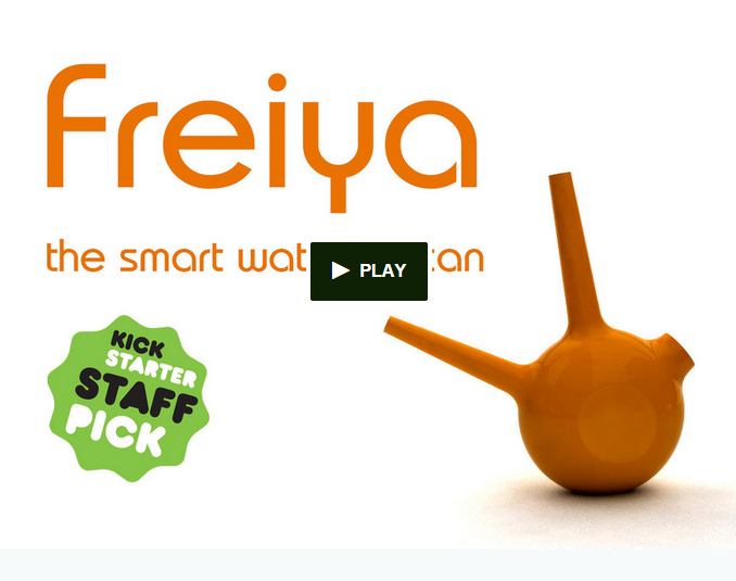 Cool Kickstarter project that is run by a 19yearold Girl