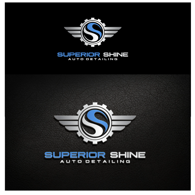Create a stylish and eye catching automotive logo for