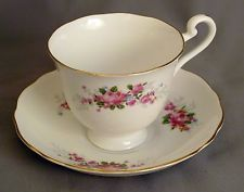 Radfords Crown China Tea Cup & Saucer - Great Shape