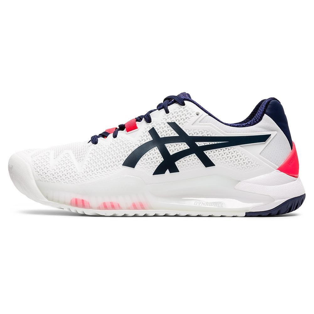 Asics Women S Gel Resolution 8 Tennis Shoes Tennis Express 1042a072 103 Tennis Shoes Asics Tennis Shoes Shoe Technology