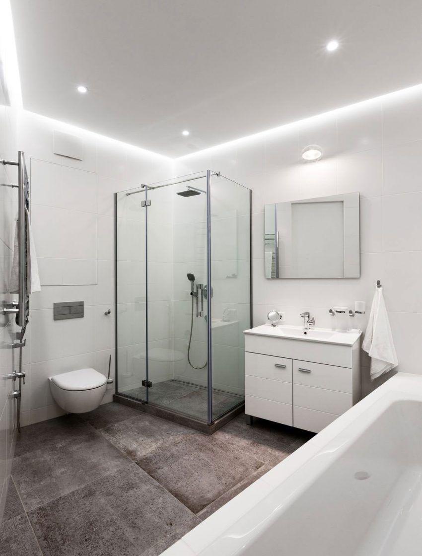 Sergey Makhno Architects Designs a Minimalist Apartment in Kiev ...