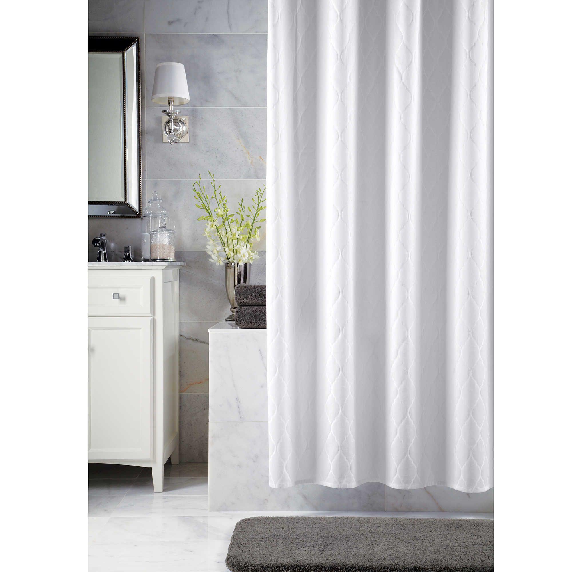 Wamsutta Milano Shower Curtain 96 Inch Shower Curtain Stall