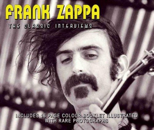 Frank Zappa Classic Interviews Album Cover