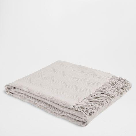 Zara Home Decke decke mit falten grau decken schlafen zara home österreich