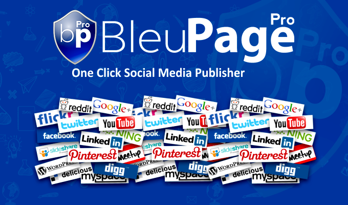 BleuPage Pro Review – Brand New Powerful Marketing Software For Maximum Convenience For Getting Traffic, Leads & Sales From Social Media!
