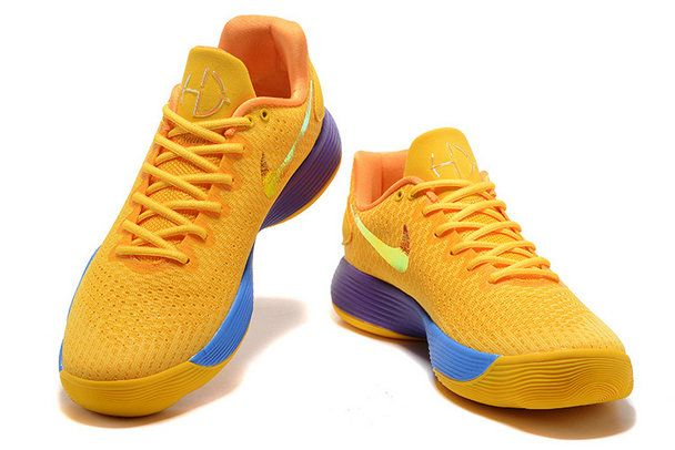pretty nice 7823a f43f0 ... italy free shipping only 69 nike hyperdunk 2017 low gery rattan yellow  4897e ec693