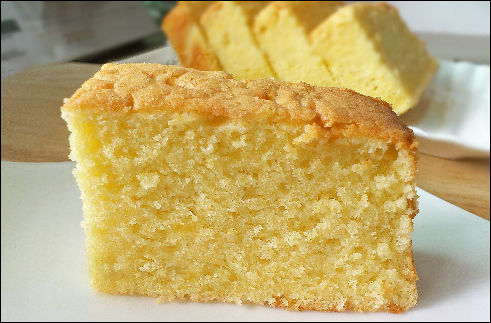 Butter Cake Cake Recipes Butter Cake Recipe