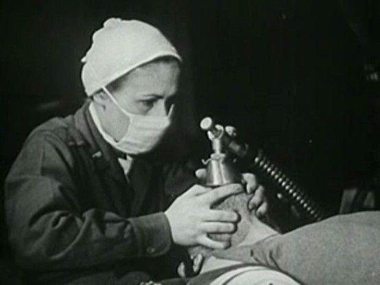nurse anesthetist history
