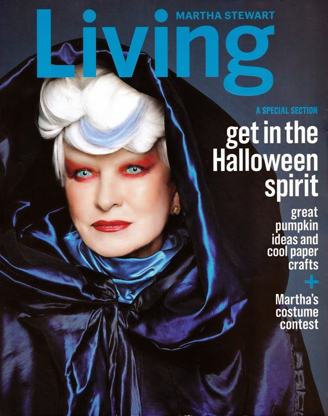 I love her yearly Halloween issue She knows what she is doing - martha stewart outdoor halloween decorations