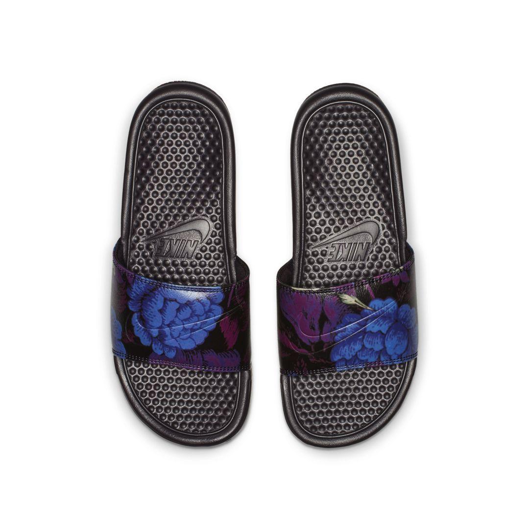 Benassi JDI Floral Women's Slide | Nike