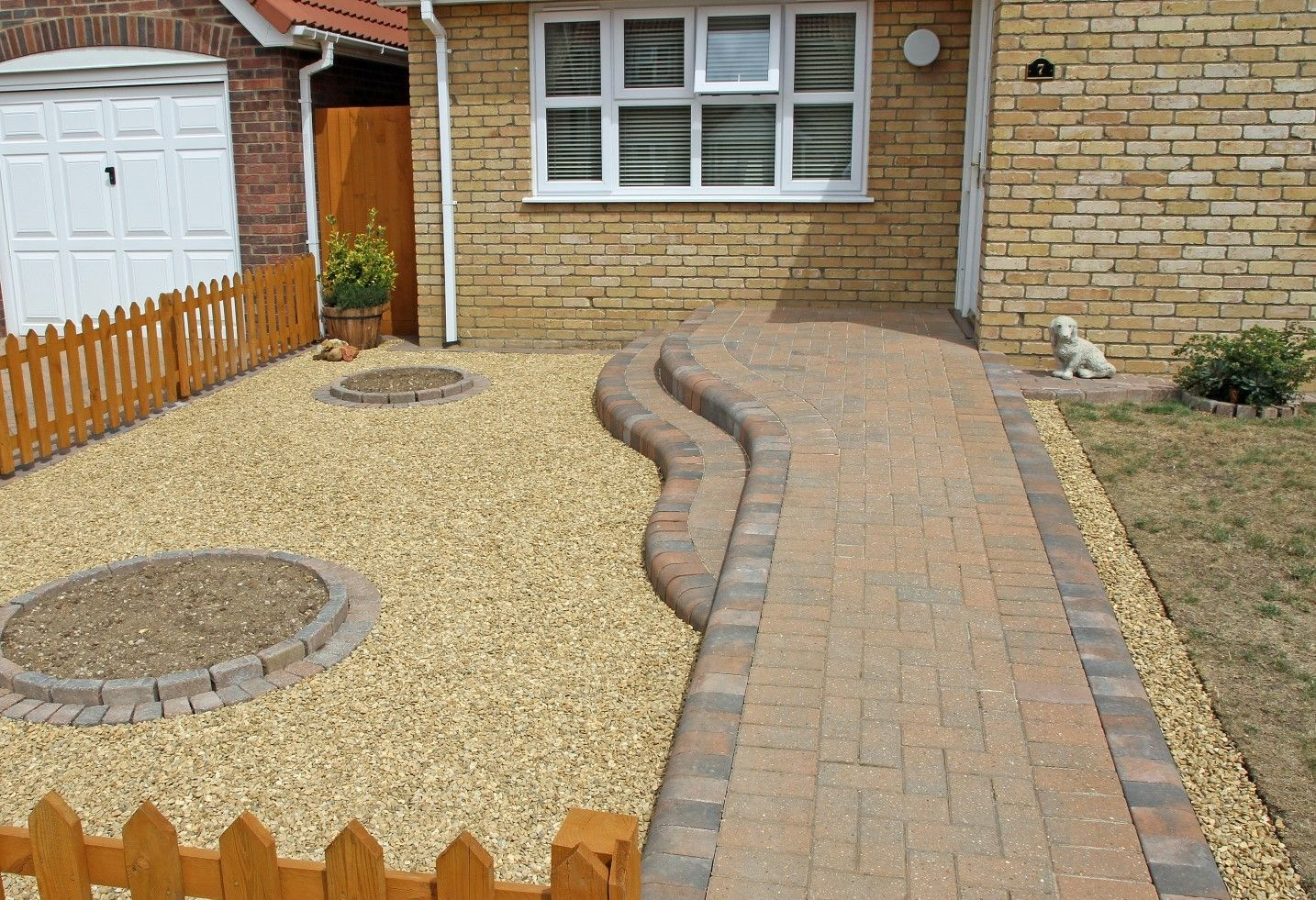Disability friendly & wheelchair accessible low maintenance garden ...