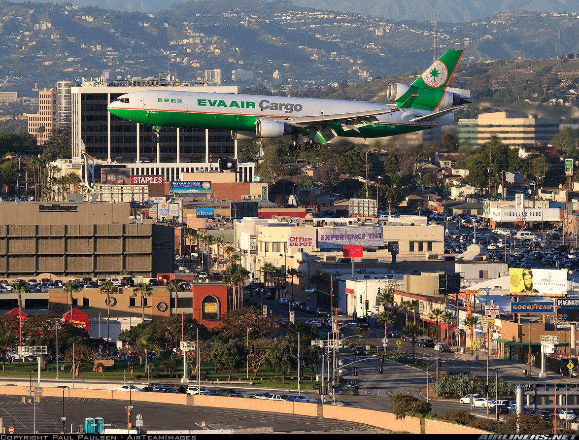 McDonnell Douglas MD11F EVA Air Cargo Aviation Photo