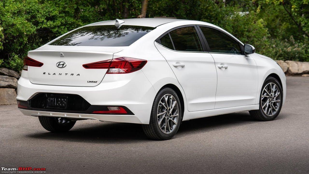 Hyundai Elantra 2020 India , New Hyundai Elantra 2019