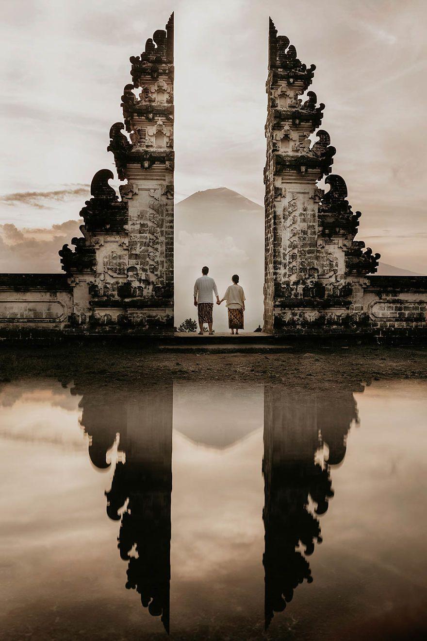 Pura Lempuyang Luhur, Bali, Indonesia