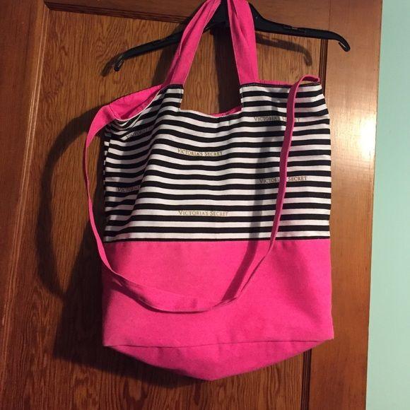 Victoria secret tote large bag Never use tote bag Victoria's Secret Bags Totes