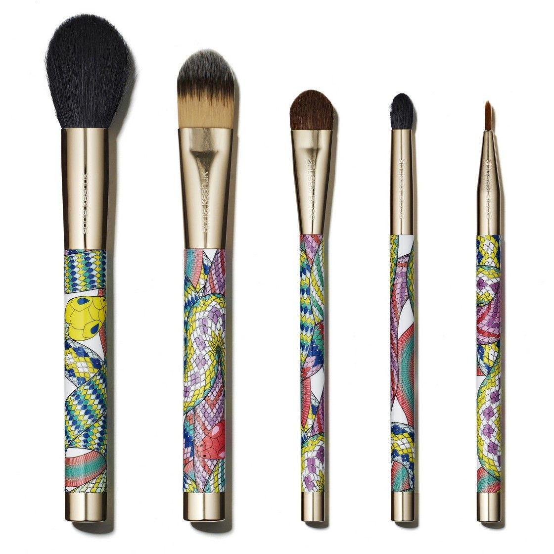 Sonia Kashuk Brush Couture 5 Piece Brush Set from Target