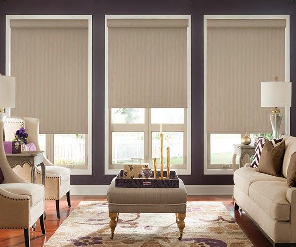 Virtual Cord Z Wave Lightweaves Blackout Roller Shades