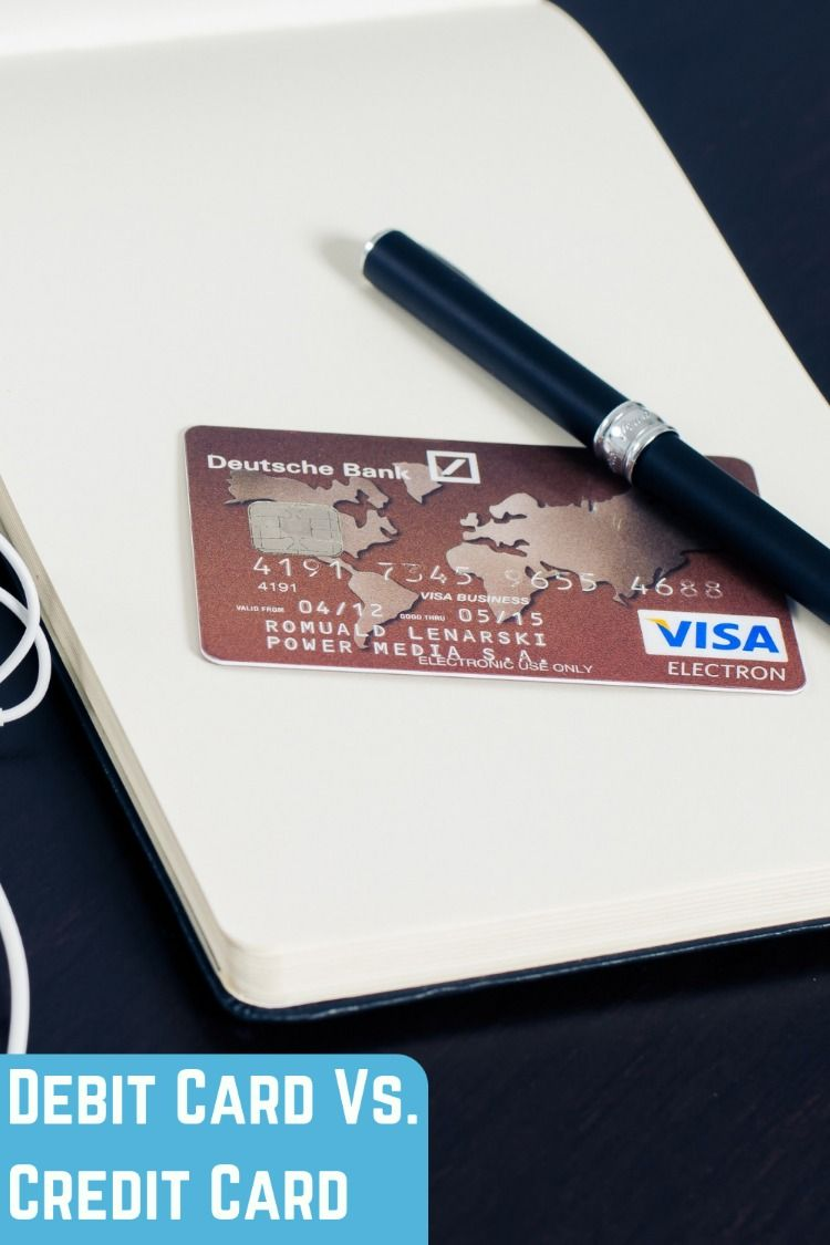 Credit card vs debit card the complete beginners guide