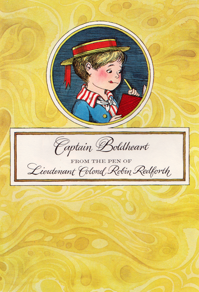 """""""Captain Boldheart and The Magic Fishbone: Two Comedies by Charles Dickens"""", preface by Mary McCarthy, illustrated by Hilary Knight (1964)"""