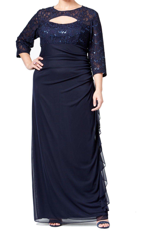 Awesome great betsy u adam new navy blue womenus size w plus