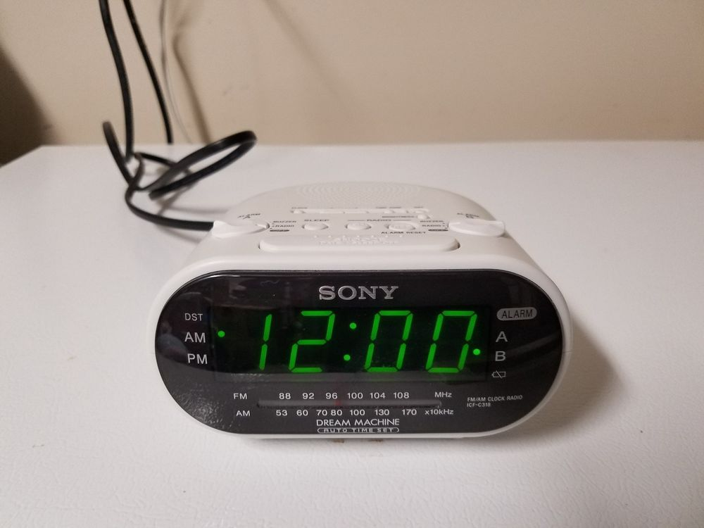 sony icf c318 clock radio manual today manual guide trends sample u2022 rh brookejasmine co Sony Clock Radio Manual Sony Dream Machine Clock Radio
