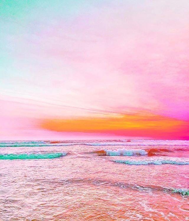 Pink Skies Ahead Cheerful Color Fondos De Pantalla Fondos De Pantalls Fondos