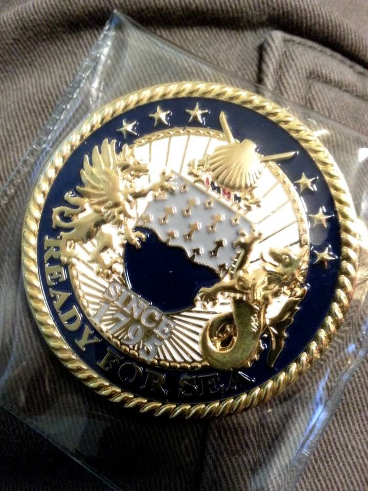 navy supply corps challenge coin wwwembleholicscom