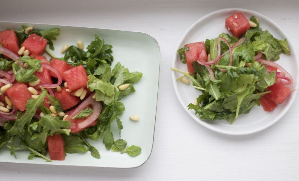 make watermelon your summer staple — with this refreshing salad