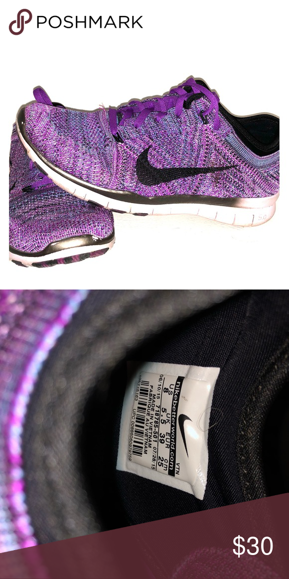 Women s Nike Free flyknit Slightly used. From non-smoking house. Nike Shoes  Athletic Shoes fc776ce13