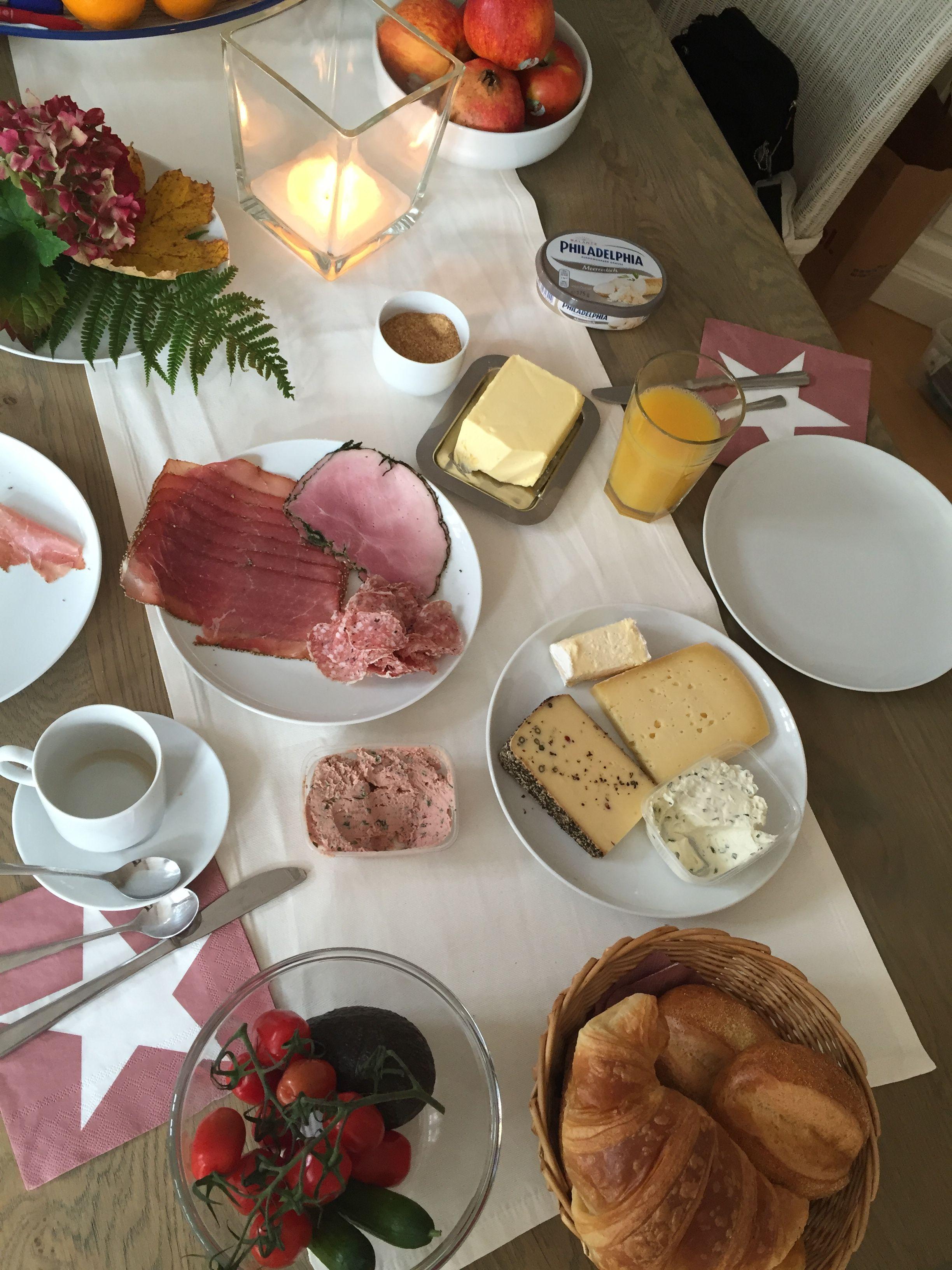 Wyker Nordsee Frühstück