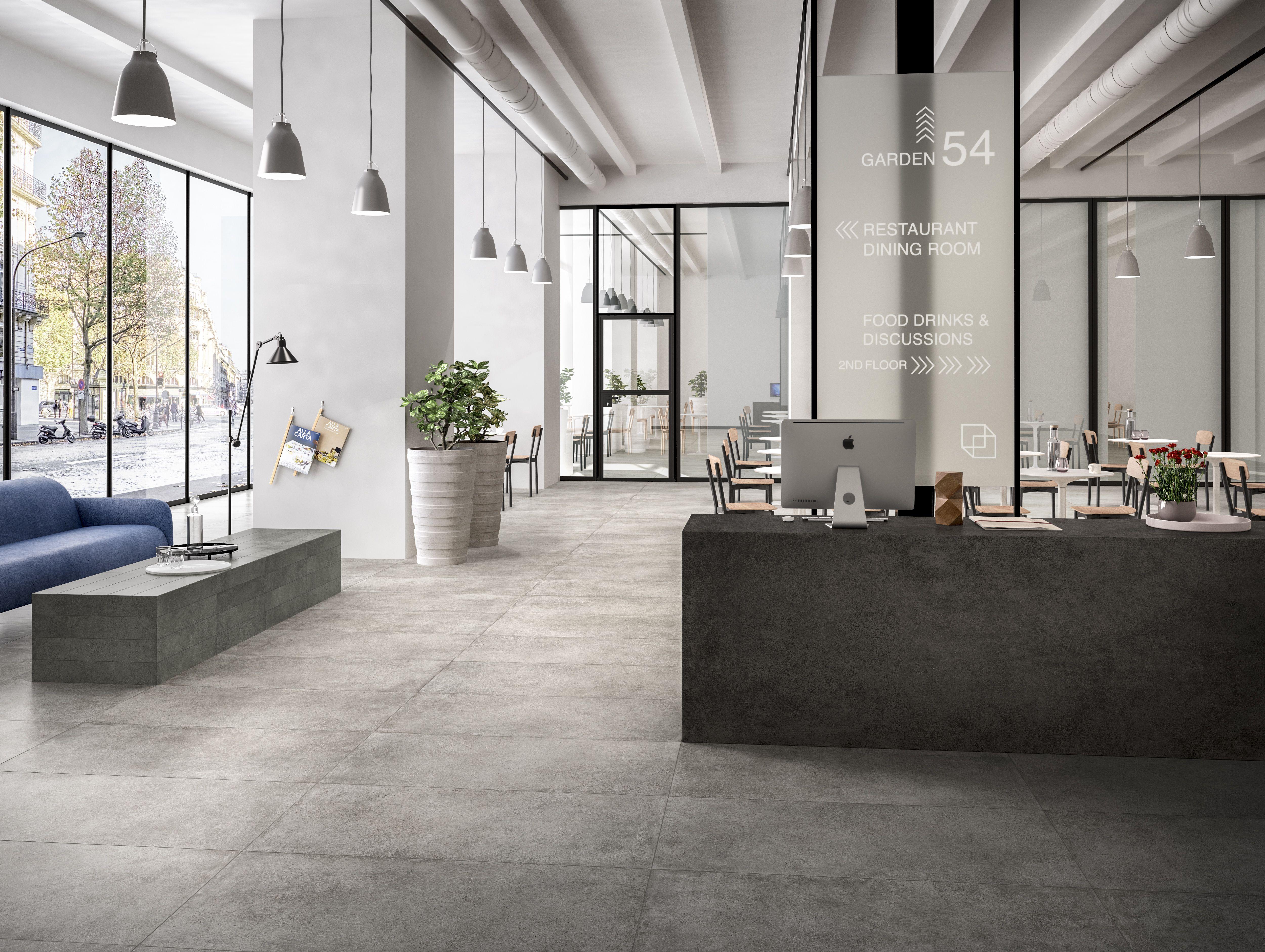 Edilgres  Estreet #design #estreet #public #spaces #restaurant Amazing Dining Room Tile Design Ideas