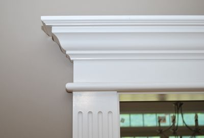 trim--wainscoting ;  Lotz Painting Co. can hang wainscoting for you - to class up your rooms.
