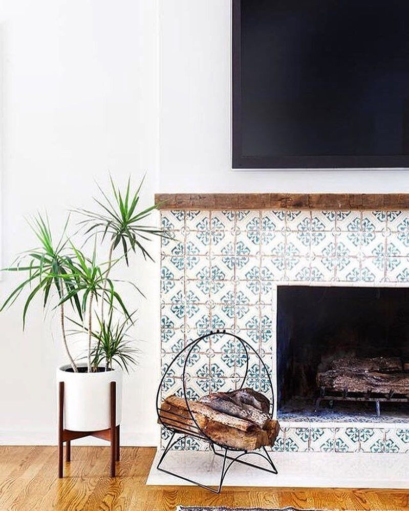 nothing warms our hearts quite like a great fireplace surround