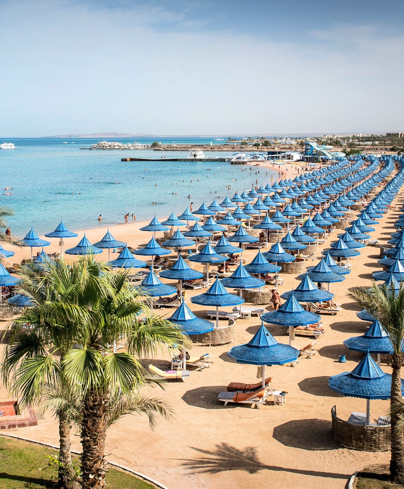 Privatstrand Sandstrand Red Sea Hotels Hurghada In 2019