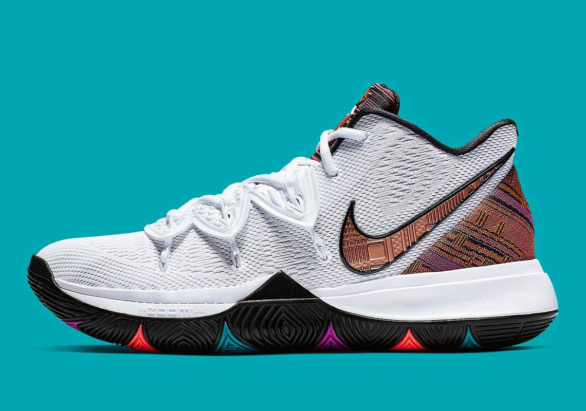 size 40 e6c07 80e9e Nike Kyrie 5 BHM Black History Month Store List | SHOES ...