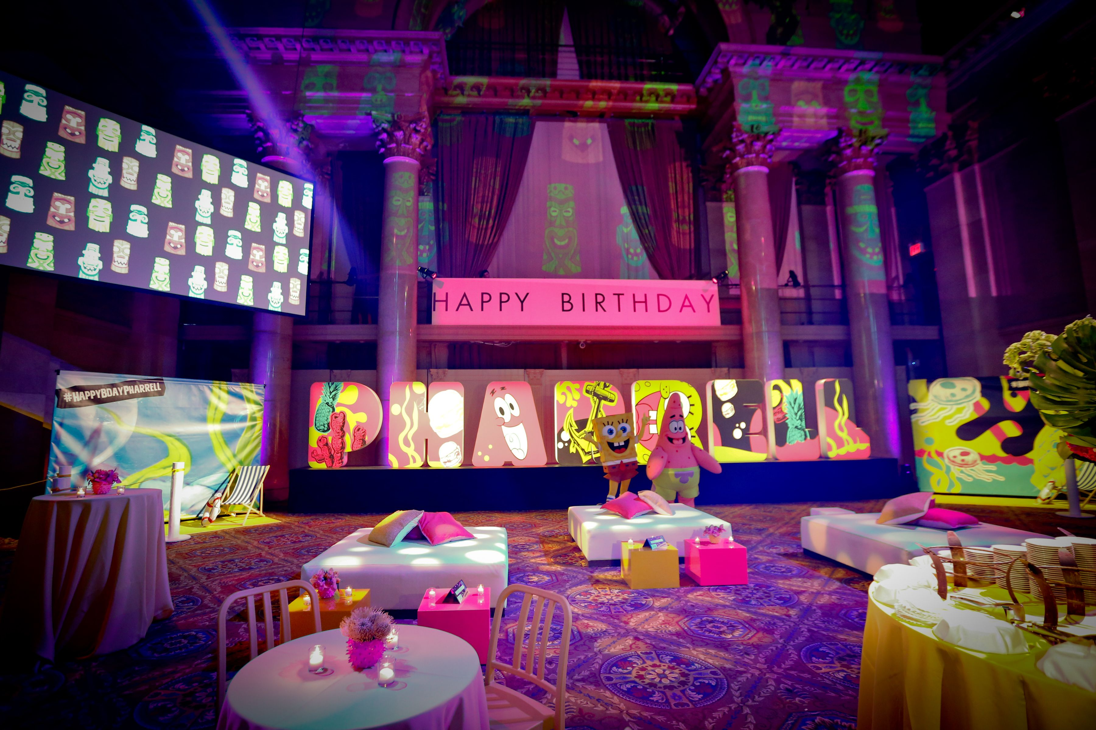 Creative Birthday Party Ideas 4 Extravagant Event Themes Guests